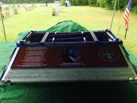 Arnold Wilbert | Goldsboro, NC | Burial Services Provider